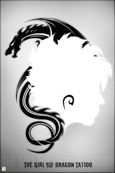 The Girl with the Dragon Tattoo by ~dalton-1987 on deviantART