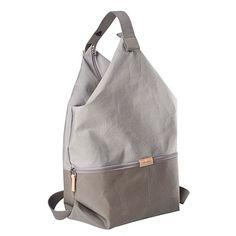 Lucid Bag - Light Grey/Grey - by HÄNSKA #MONOQI