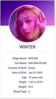 Kpop Girl Groups, Korean Girl Groups, Kpop Girls, Black Mamba, Fandom, Jaehyun, Oh My Girl Yooa, Rapper, Korean Winter