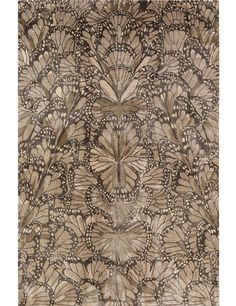 The Rug Company and fashion house Alexander McQueen are following up their 2010 collaboration with a new collection of carpets and wall hangings by McQueen creative director Sarah Burton. Among the designs is the mesmerizing Monarch rug; the hand-knotted silk piece is produced in two colors, smoke (shown) and fire, and costs $272 per sq. foot.therugcompany.com, 212-274-0444