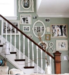8 gallery wall ideas. #homedecor