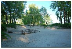 Long Point Provincial Park, Camping in Ontario Parks Ontario Parks, Vacation Memories, Outdoor Furniture Sets, Outdoor Decor, Camping, Campsite, Campers, Tent Camping, Rv Camping