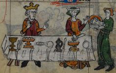 Detail from medieval manuscript, British Library Stowe MS 17 'The Maastricht Hours', f138r