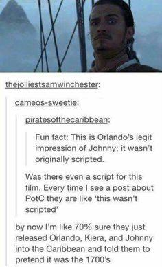 HA!! Pirates of the Caribbean