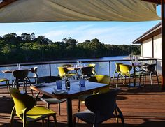 Little Fish Restaurant Yallingup, a cafe restaurant in Yallingup, Margaret River wine region, menu online- open for breakfast, lunch & dinner daily Wine Sale, Wine Refrigerator, Little Fish, Wine Bottle Holders, Western Australia, Perfect Place, Places Ive Been, Dining Table, Restaurant