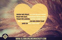 #Prayer #Love #Allah
