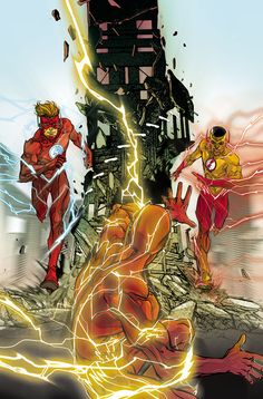 The Flash: When Wally Met Wally... | DC
