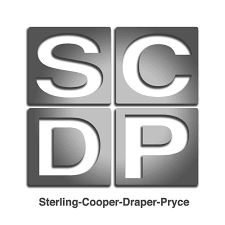 Image result for sterling cooper draper pryce logo