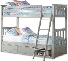 Bunk Beds Small Room, Toddler Bunk Beds, Bunk Beds Boys, Bunk Bed Rooms, Bunk Beds With Storage, Bunk Bed Plans, Bunk Bed With Trundle, Cool Bunk Beds, Bunk Beds With Stairs