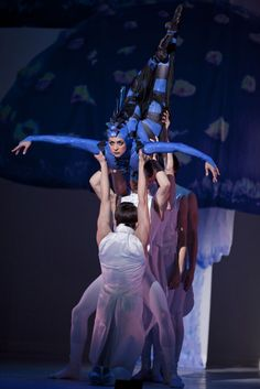 Stunning Caterpillar Dance In Alice Wonderland Http