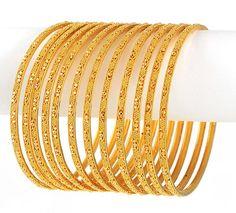Casual wear bangles