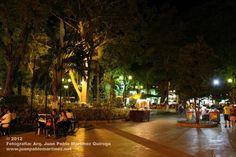 Plaza de Villeta Cundinamarca a 1:30 horas de Bogotá Colombia