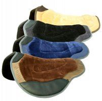 tack co sueded cutback english endurance pad.