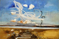 Paul Nash - Battle o