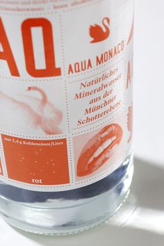 Packaging of the World: Creative Package Design Archive and Gallery: Aqua Monaco