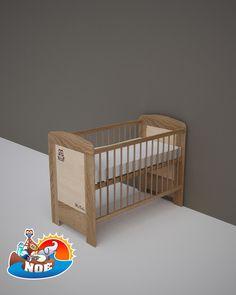 NOÉ – 60 x120-as babaágy