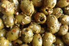 Pickled green olives – Rebel Without Applause Snacks Für Party, Finger Foods, Italian Recipes, Pickles, Buffet, Grilling, Brunch, Low Carb, Vegan