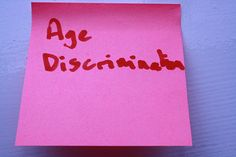 Should age discrimination be made illegal in the workplace?Age discrimination occurs when a decision is made on the basis of a person's age. In the workplace these are most often decisions about recruitment, promotion and dismissal. : ~ http://managementparadise.com/forums/hot-debates-big-fight/40016-should-age-discrimination-made-illegal-workplace.html   Age discrimination, workplace