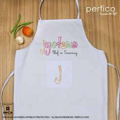 5ea61c0ea868 Chef in Training Personalized Kitchen Apron for Kids Online in Delhi, India