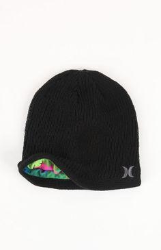 1ab0ba2ccca Mens Hurley Hats - Hurley Kings Road Skully Beanie