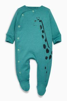 Купить Три зеленых пижамы (0 мес. - 2 лет) - Покупайте прямо сейчас на сайте Next: Россия