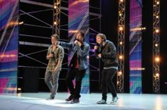 Emblem3 from The X Factor