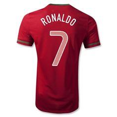 Ronaldo Portugal Jersey size M