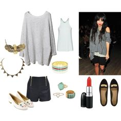 Zoe Kravitz http://chantalpesulima.blogspot.nl/2013/03/your-style-inspired-by-zoe-kravitz_24.html