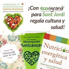 Descubre los nuevos libros que tenemos en ecoalgrano