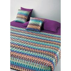 New Bedding for Springtime from Missoni Home