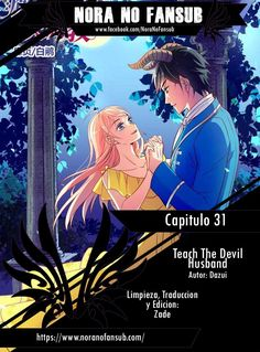 Teach The Devil Husband Capítulo 31 página 1 - Leer Manga en Español gratis en NineManga.com