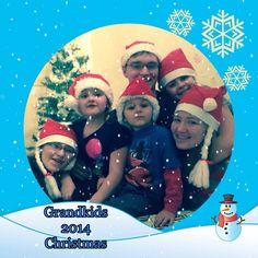 Grandkids Christmas Eve  12/24/2014