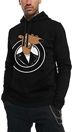 JAMIEFOWLERgggg Casual Daily Warm Adult Mens Cool Concert Long Sleeves Sweater Gift