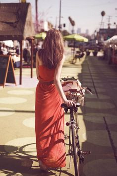 *maxi dress, anthropologie