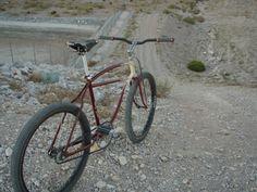 twin top tube klunker bike - Google Search