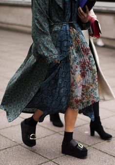 45860ab7767f Seeking Style Inspiration: Spring Dressing When Not Buying | The Womens  Room Street Fashion,