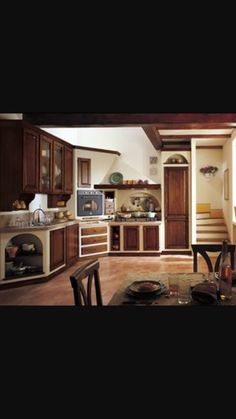 Cucina muratura | cucina muratura | Pinterest | Cucina