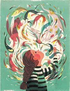 Fashion Illustration Speed Painting with Ink - Drawing On Demand Art And Illustration, Illustrations And Posters, Fashion Illustrations, Portrait Illustration, People Illustrations, Illustration Children, Arte Inspo, Kunst Inspo, Arte Sketchbook