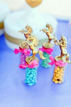 dulces unicornio