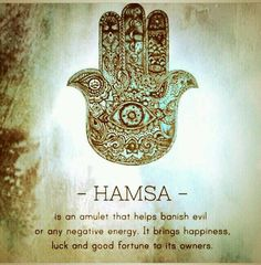 #hamsa #namaste@abby Christinechristine Laufer Always Reminds Me Of You! | See more about hamsa tattoo, hamsa and namaste.