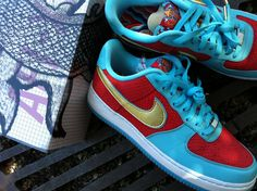 """Nike Air Force 1 """"Year of the Dragon"""" 2"""