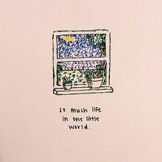 my inner world
