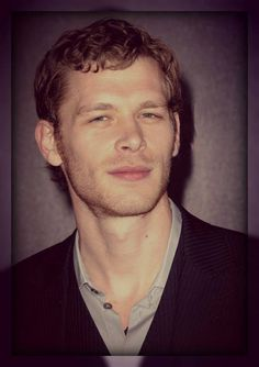 joseph morgan ♥ It's okay to think he's hot if he looks like my husband, right?