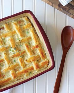 Chicken PotPie (and 10 More Easy Recipes You Can Make with Puff Pastry) #puffpastry #recipe