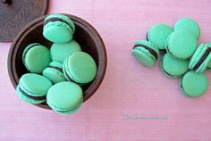 macarrones franceses de colores - Buscar con Google