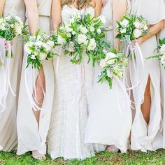 Gorgeous Bride Tribe | Charleston SC | Explore Charleston