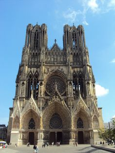Reims Cathedral - Gothic