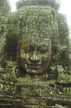 IMGP3594 by hippopip47, via Flickr temples in cambodia Peeling, Angkor Wat, Temples, Cambodia, Decay, Mythology, Rust, Faces, Explore