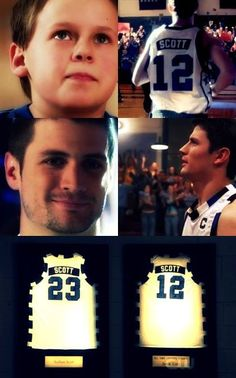 One tree hill, Jamie & Nathan