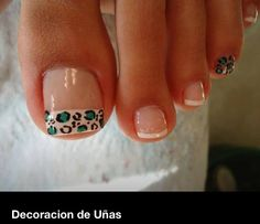 9 Fashionable French Pedicure Designs ~ Beauty and Hairstyles - - French Pedicure, Pedicure Nail Art, French Tip Nails, Toe Nail Art, Black Toe Nails, Pretty Toe Nails, Cute Toe Nails, Pedicure Designs, Toe Nail Designs
